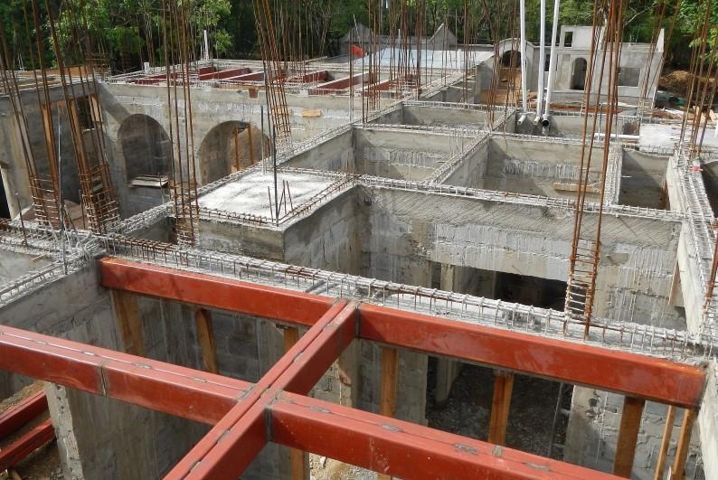 Updates Gt D1 Preparing For First Floor Slab
