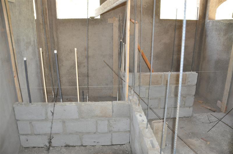 Updates Gt B Cinder Block Partition Walls