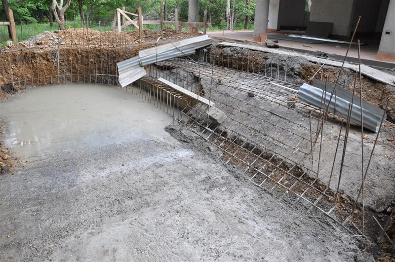 Swimming Pool Reinforcement : Updates gt b swimming pool rebar part