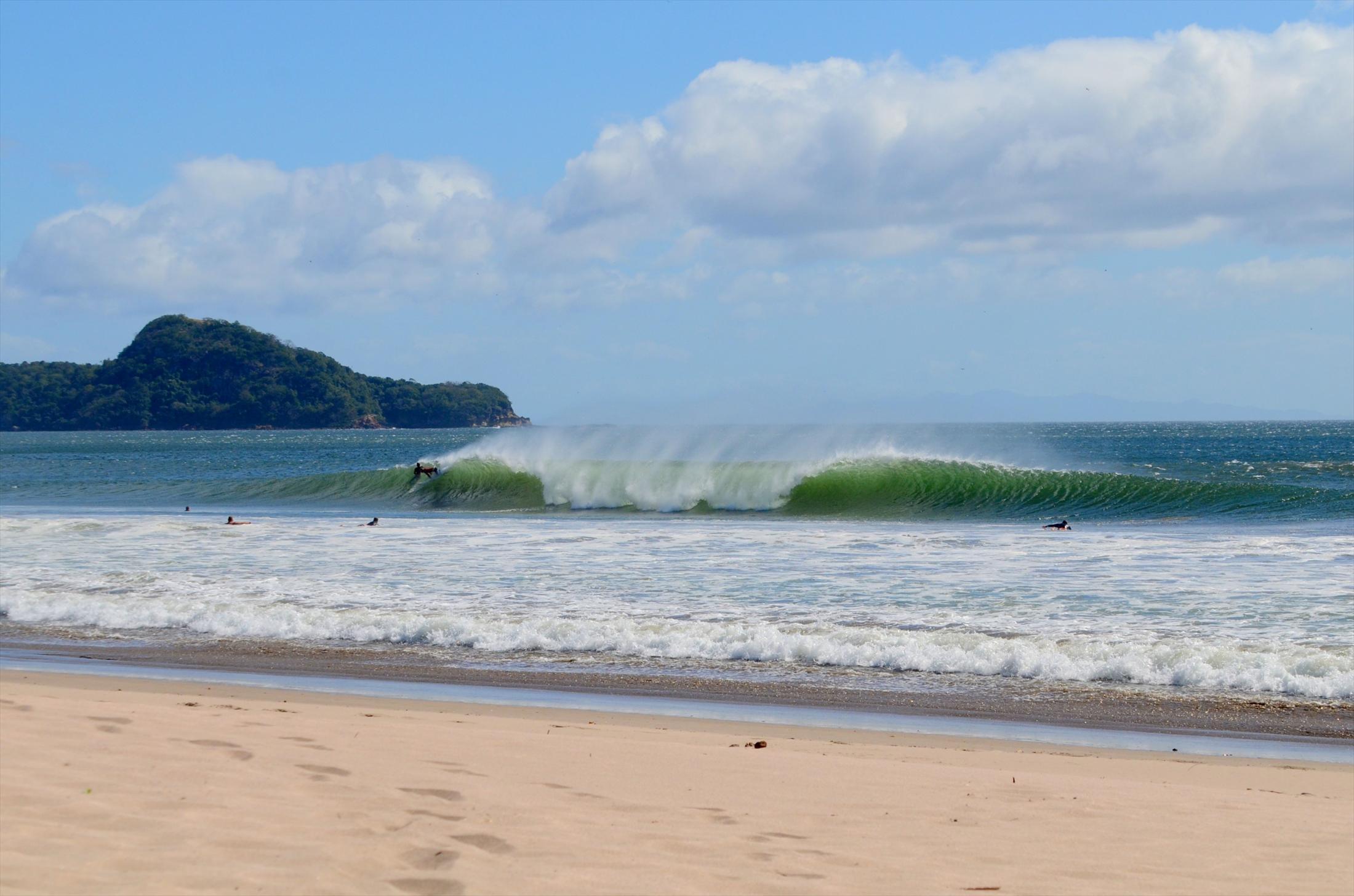 Surf Gt Playa Colorado Shoulder High Clean