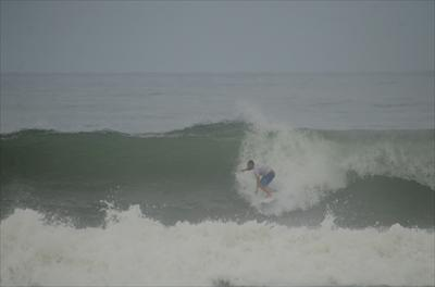 Playa Colorado:  Shoulder High,  Stormy