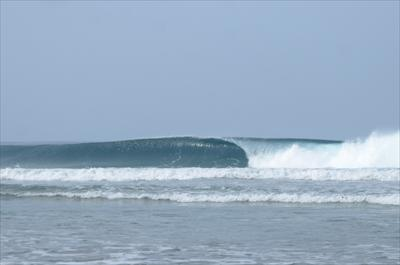 Playa Colorado:  Head High,  Glassy