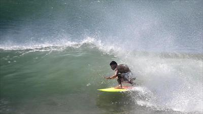 Panga Drops:  Shoulder High,  Stormy