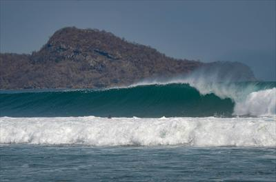 Playa Colorado:  Head High,  Stormy