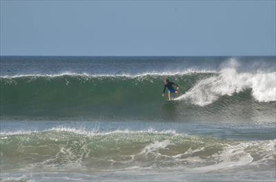 Panga Drops:  Shoulder High,  Clean